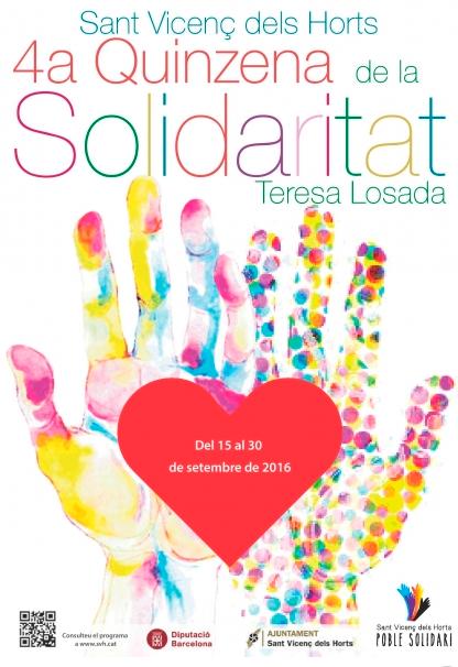 Quinzena Solidaria Teresa Losada a SVH