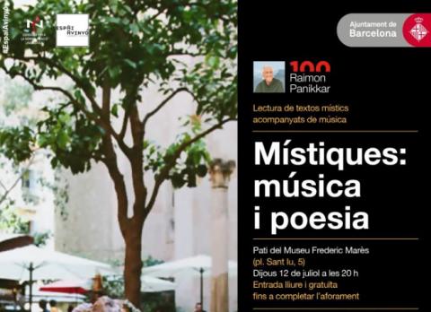 Místiques: música i poesia