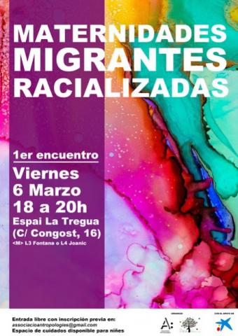 Cicle Maternidades migrantes